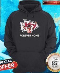 Mahomes Kansas City Chiefs Forever Home Hoodie