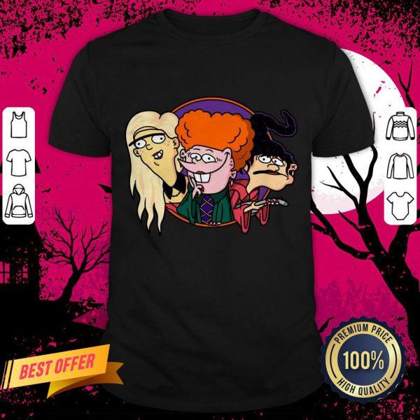 Hocus N Pocus Ed Edd N Eddy Shirt