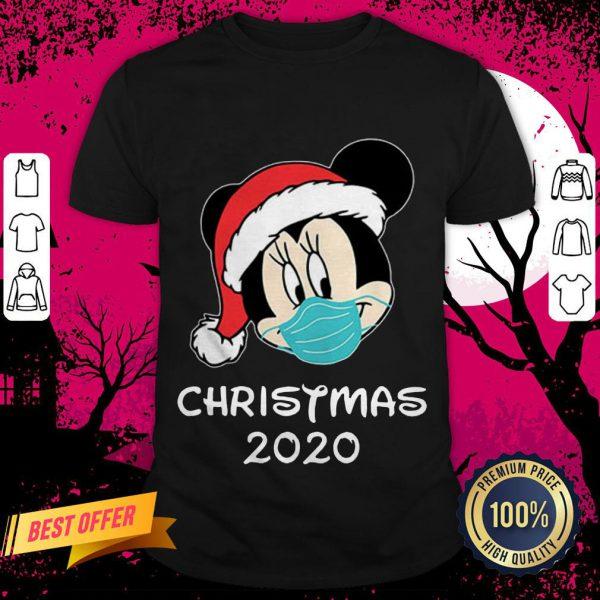 Mickey Quarantine Christmas 2020 Shirt