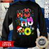 Ho Ho Ho Cute Disney Christmas Shirt Design By Valleytee.com