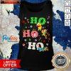 Ho Ho Ho Pooh And Friends Christmas Shirt Design By Valleytee.com