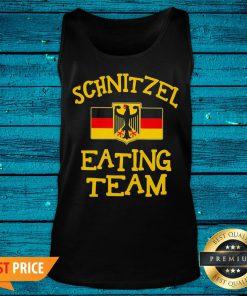 Nice Schnitzel Eating Team Shirt