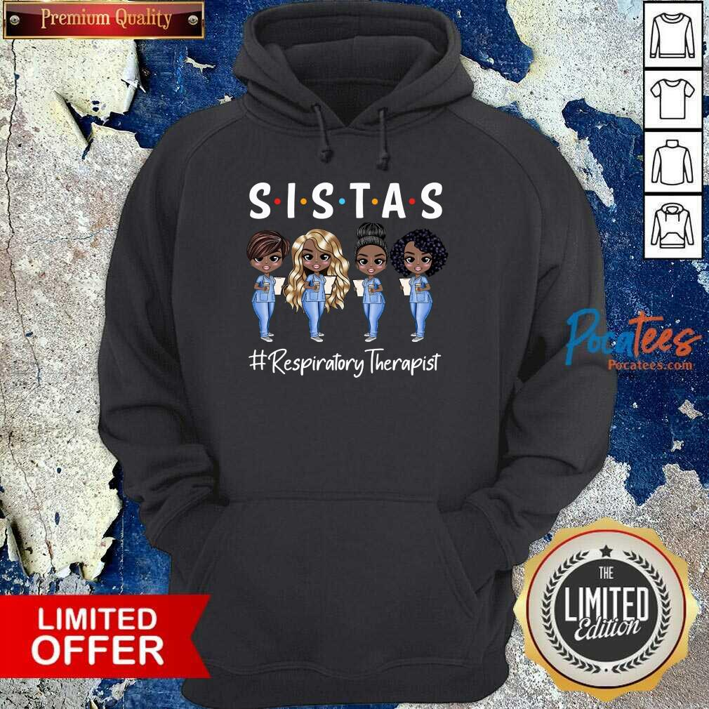 Hot Four Sistas Nurse Practitioner Hoodie