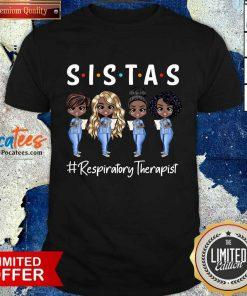 Hot Four Sistas Nurse Practitioner Shirt