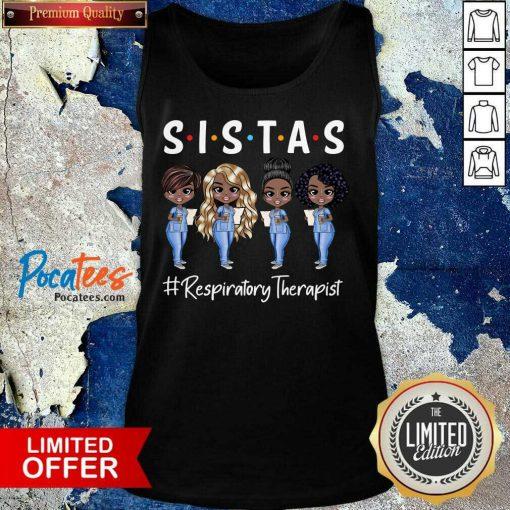 Hot Four Sistas Nurse Practitioner Tank Top