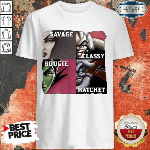 Vip Savage Sassy Bougie Rachet Shirt