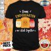 Vip We Stick Together Sandwich Team Kindergarten Shirt