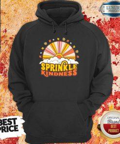 Top Sprinkle Kindness Hoodie