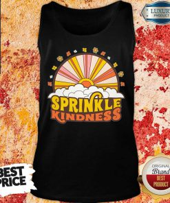 Top Sprinkle Kindness Tank Top