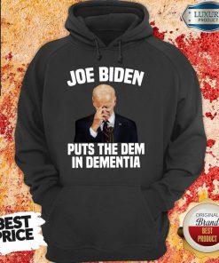 Joe Biden Pays The Dem In Dementia Hoodie