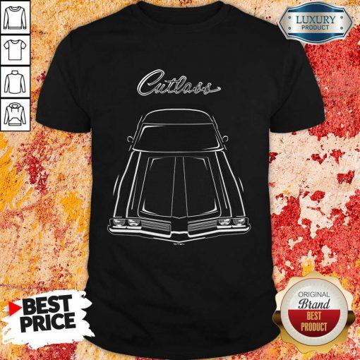 Oldsmobile Cutlass 1969 Shirt